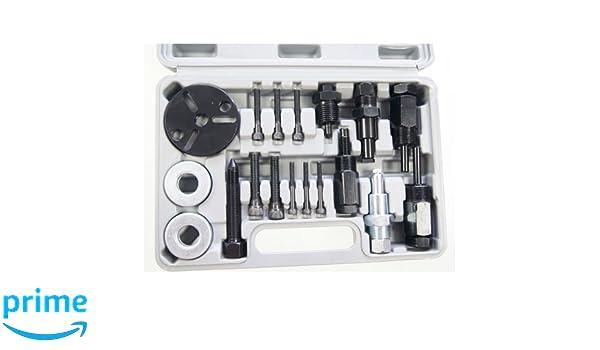 Merry Tools HK Extractor de embrague de Aire Acondicionado para Coche Furgoneta Camión 450833: Amazon.es: Bricolaje y herramientas