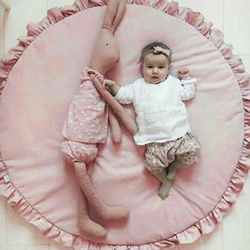 Leegor Baby Infant Creeping Mat Cartoon Playmat Blanket Play Game Mat Room Decoration Photography Props (H) by Leegor (Image #3)