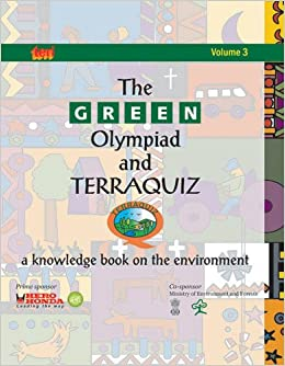 Buy The Green Olympiad and Terraquiz: Knowledge Book on Environment