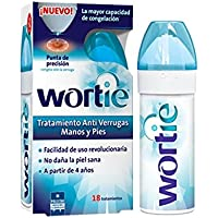 Wortie Tratamiento anti verrugas 50 ml