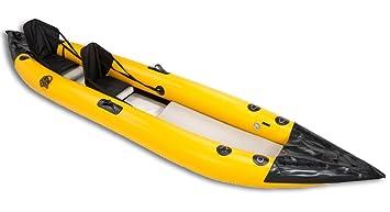 Kybin Kayak Hinchable Clear Blue Hawaii: Amazon.es ...