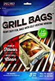 reynolds hot bags - Jaccard 201506 Qbag Heavy Duty Aluminum Grill & Oven Bag, Large
