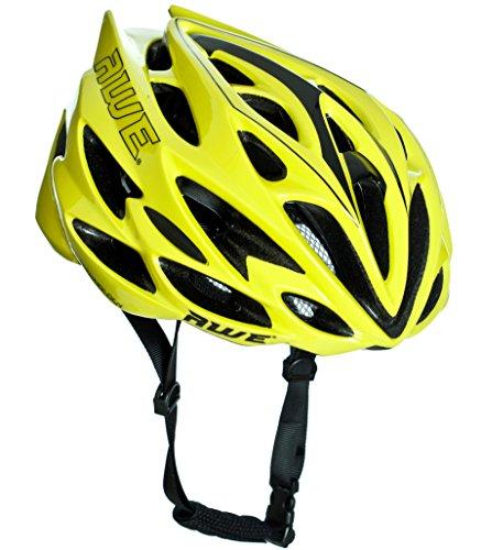 AWE® AWESpeedTM In-Mould Helm Erwachsene Männer Straßen-Radsport 56-62cm Neon