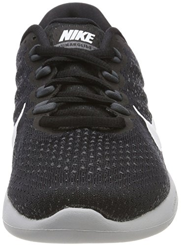001 Grey Dark Shoes Men Nike Grey Running 9 Black Wolf Multicolour Lunarglide White qF1pz8w7