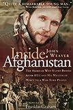 Inside Afghanistan, John Weaver, 0849943922