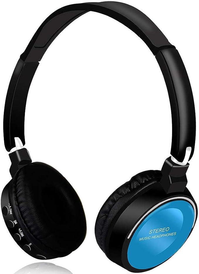 YMN Auriculares Bluetooth,con Almohadillas Plegables de ...