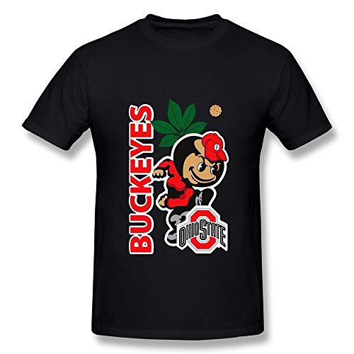 HUBA Mens State Buckeyes Black product image