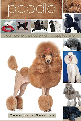 Poodle Puppies Standard (Poodle: Comprehensive Care from Puppy to Senior; Care, Health, Training, Behavior, Understanding, Grooming, Showing, Costs and much more)