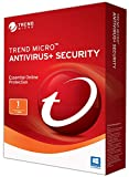 Image of Trend Micro Antivirus+, 2017, 1 Device