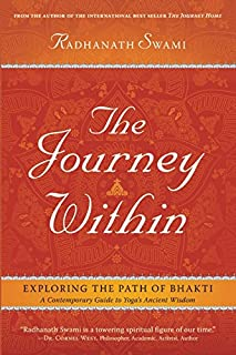 Book Cover: The Journey Within: Exploring the Path of Bhakti