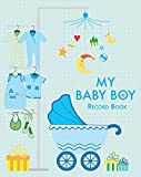 img - for My Baby Boy Record Book book / textbook / text book