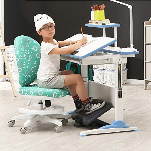 Under Desk Foot Rest Massager Ergonomic Footrest For Under Desk Soothes Adjustable Angle And Massaging Bumps by RSGK (Image #1)