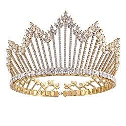 Luxury Pageant Crowns for Women