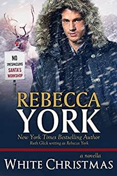 WHITE CHRISTMAS: A Christmas Fantasy Novella by [York, Rebecca]