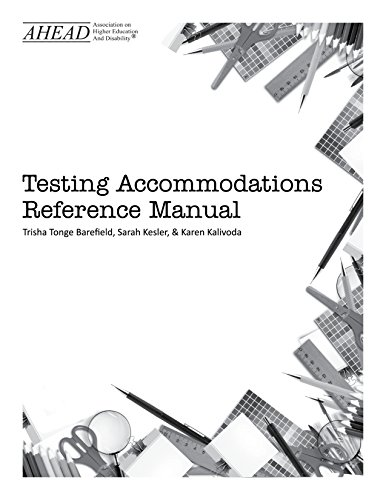 Testing Accommodations Reference Manual