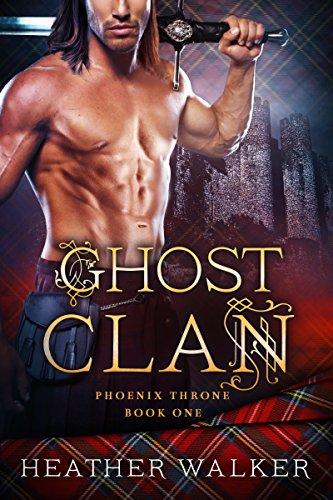Pdf Romance Ghost Clan (Phoenix Throne Book 1): A Scottish Highlander Time Travel Romance