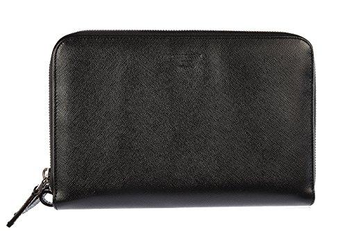 Giorgio Armani women's wallet leather coin case holder purse card bifold - Armani Leather Giorgio Bag