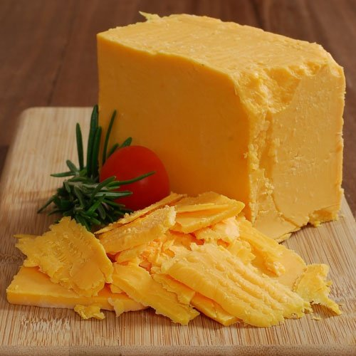 Aged Cheddar Cheese (Cheddar - Aged 10 Year - 8 Ounce (cut portion))