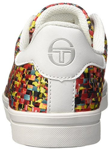 multi Her Red Women''s 02 Sergio Trainers Multicolour Cross Tacchini SHWYwq1