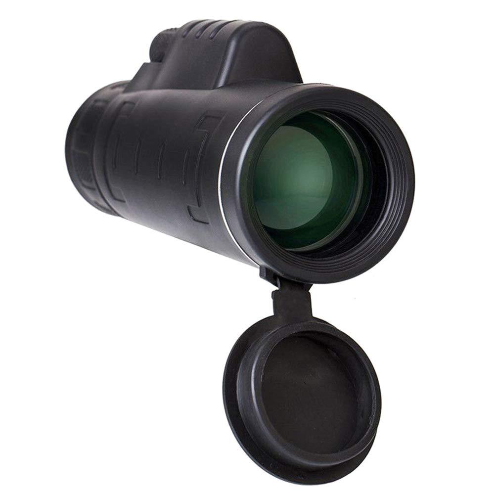 Tretree Monocular Telescope, 40x60 High Powered Dual Focus Zoom Monocular Scope, Waterproof Fogproof Compact Optics for Sporting Events, Concerts, Travel