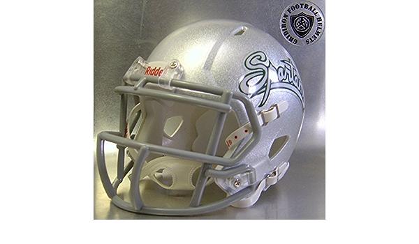 California High School Football MINI Helmet De La Salle Spartans 2005-2006 /& 2013-2016