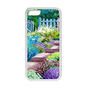 Welcome!Iphone 5C Cases-Brand New Design Beautiful Oil Painting Printed High Quality TPU For Iphone 5C 4 Inch -03