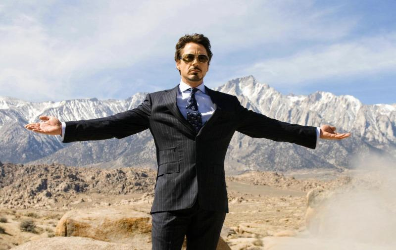 Iron Man Iron Man. Why haven't you seen it yet?