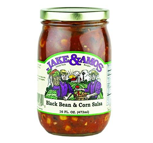 corn black bean salsa - 5