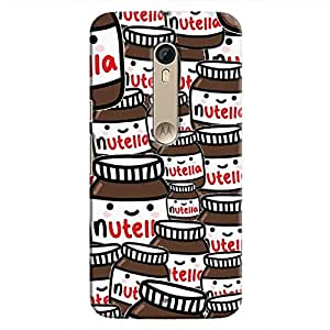 Cover It Up - Nutty Mob Moto X StyleHard Case