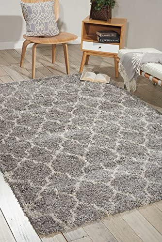Nourison Amore Ash Rectangle Area Rug