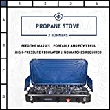 STANSPORT - Outfitter Series Portable 3-Burner