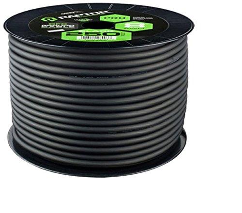 Raptor R58-250B Pro Series - Power Cable (Black) by Raptor