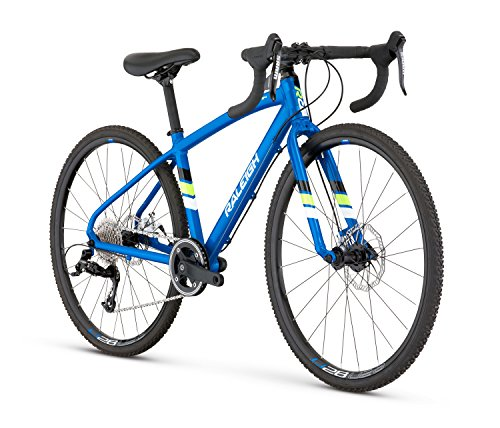 "Raleigh Bikes Raleigh Rx24 Youth Road Bike, 24"" Wheel, Blue, 24"" / One Size Raleigh Bikes"