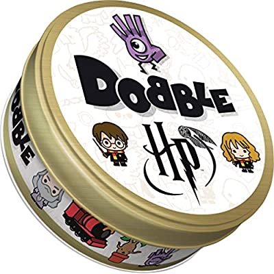 Asmodee Harry Potter Dobble Card Game: Toys & Games