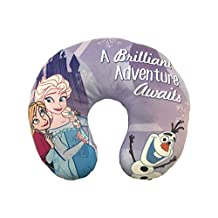 Disney Frozen Adventure Awaits Plush Neck Pillow