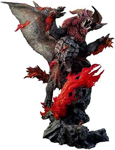 Capcom JUL189120 Monster Hunter World: Teostra Figure Builder Creators Model Toy