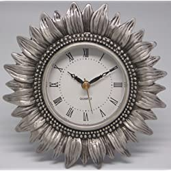 Glory Land Quartz Clock - Sunflower (Item # 67)