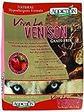 Addiction Pet Foods Viva la Venison Dog Food, 4-Pound, My Pet Supplies