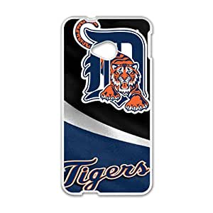 Detroit Tigers New Style High Quality Comstom Protective case cover For HTC M7