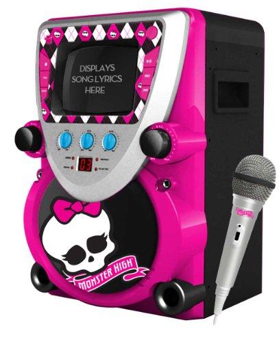 UPC 021331972637, Monster High CDG Karaoke 68428