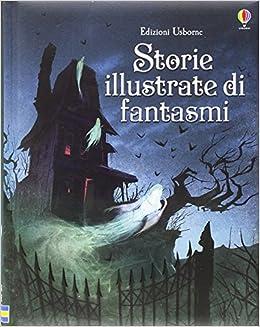 Risultati immagini per storie illustrate di fantasmi