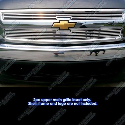 08 chevy silverado grill insert - 4