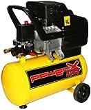 Compressore 25 lt carrellato compressore ad olio con manometro