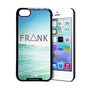 Shawnex Frank Ocean Hipster iPhone 5C Case - Thin Shell Plastic Protective Case iPhone 5C Case