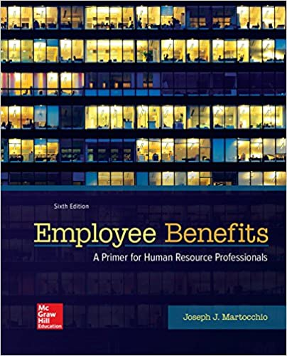 Loose Leaf for Employee Benefits: 9781260152678: Human