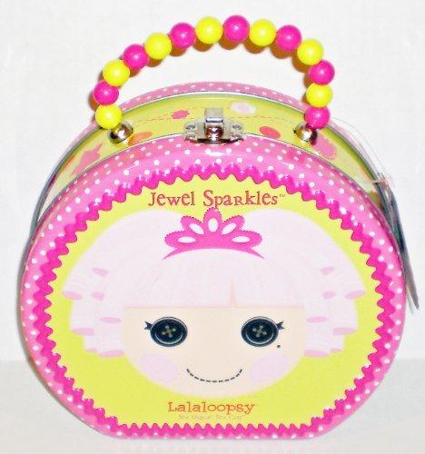 (Lalaloopsy Jewel Sparkles Hatbox Tin)