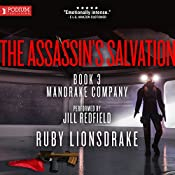 The Assassin's Salvation: Mandrake Company, Book 3 | Ruby Lionsdrake