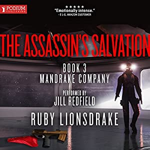 The Assassin's Salvation Audiobook