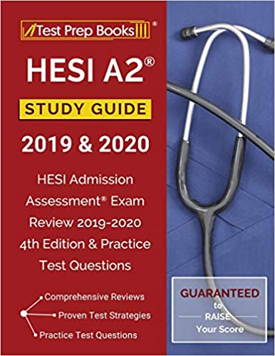 Best Stethoscope 2020 HESI A2 Study Guide 2019 & 2020: HESI Admission Assessment Exam