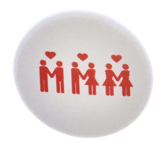 Amazon Qty 10 Lgbt Lebisan Gay Love Heart Symbols 125 Pinback